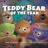 Omslag - Teddy Bear Of The Year
