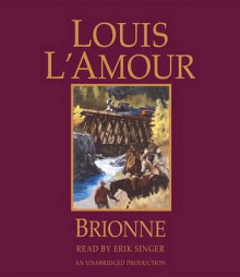 Brionne av Louis L'Amour (Lydbok-CD)