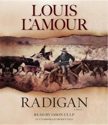 Radigan av Louis L'amour (Lydbok-CD)