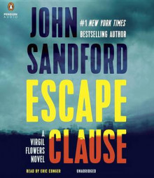 Escape Clause av John Sandford (Lydbok-CD)