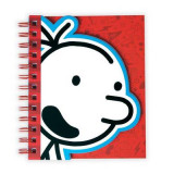 Omslag - Wimpy Kid Greg Layered Journal