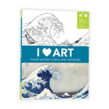 Omslag - I Heart Art Activity Journal