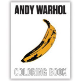 Omslag - Andy Warhol Coloring Book