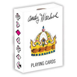Omslag - Andy Warhol Playing Cards