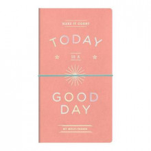 Today Is A Good Day Multi-tasker Journal av Galison (Almanakk)