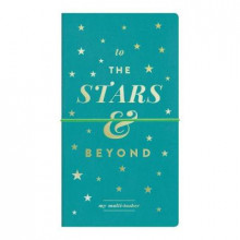 To The Stars And Beyond Multi-tasker Journal av Galison (Almanakk)