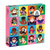 Omslag - Little Feminist 500 Piece Family Puzzle