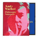 Omslag - Andy Warhol Philosophy Greeting Assortment Notecards