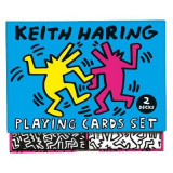 Omslag - Keith Haring Playing Card Set
