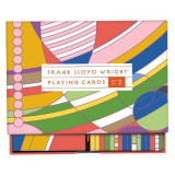 Omslag - Frank Lloyd Wright Playing Card Set