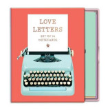 Omslag - Love Letters DIY Notecards Set