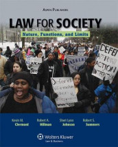 Law for Society av Kevin M Clermont, Robert A Hillman, Sheri Lynn Johnson og Robert S Summers (Innbundet)