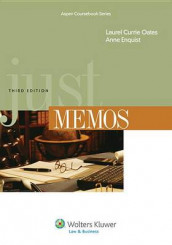 Just Memos, Third Edition av Anne Enquist, Laurel Currie Oates og Oates (Heftet)