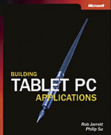 Omslag - Building Tablet PC Applications