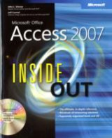 Omslag - Microsoft Office Access 2007