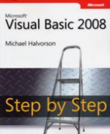 Omslag - Microsoft Visual Basic 2008
