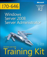 Omslag - Windows Server (R) 2008 Server Administrator (2nd Edition)