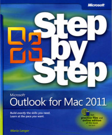 Microsoft Outlook for Mac 2011 Step by Step av Maria L. Langer (Heftet)