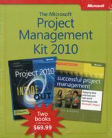 Microsoft Project Management 2010 Kit: Microsoft Project 2010 Inside Out & av Bonnie Biafore, Andreea Marinescu og Teresa S. Stover (Heftet)