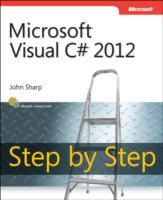 Microsoft Visual C# 2012 Step by Step av John Sharp (Heftet)