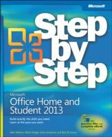 Microsoft Office Home and Student 2013 Step by Step av Beth Melton, Mark Dodge, Echo Swinford og Ben M. Schorr (Heftet)
