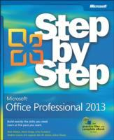 Microsoft Office Professional 2013 Step by Step av Beth Melton, Mark Dodge, Echo Swinford og Andrew Couch (Heftet)