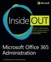 Microsoft Office 365 Administration Inside Out av Marshall Copeland, Anthony Puca og Julian Soh (Heftet)