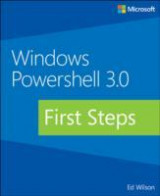 Omslag - Windows PowerShell 3.0