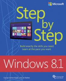 Windows 8.1 Step by Step av Ciprian Rusen og Joli Ballew (Heftet)