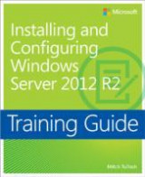 Omslag - Installing and Configuring Windows Server 2012 R2