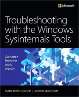 Omslag - Troubleshooting with the Windows Sysinternals Tools