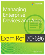 Omslag - Exam Ref 70-696 Managing Enterprise Devices and Apps (MCSE)