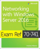 Omslag - Exam Ref 70-741 Networking with Windows Server 2016