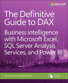 The Definitive Guide to DAX av Alberto Ferrari og Marco Russo (Heftet)