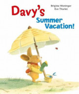 Omslag - Davy's Summer Vacation