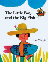 Omslag - The Little Boy and the Big Fish
