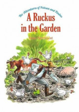 Omslag - The Adventures of Pettson and Findus: A Ruckus in the Garden