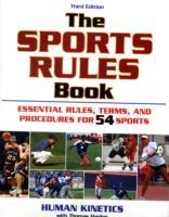 The Sports Rules Book av Tom Hanlon (Heftet)