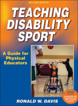 Omslag - Teaching Disability Sport-2nd Edition