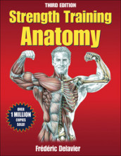 Strength training anatomy av Frédéric Delavier (Heftet)
