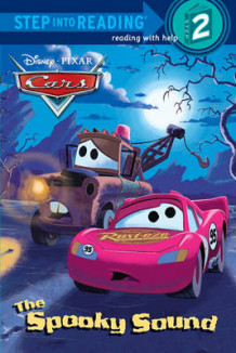 Cars: The Spooky Sound av Melissa Lagonegro (Heftet)