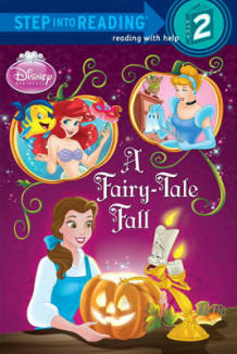 Disney Princess: A Fairy-Tale Fall av Apple Jordan (Heftet)