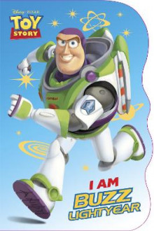 I am Buzz Lightyear av Mary Tillworth (Pappbok)