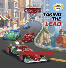 Cars 2: Taking the Lead (Pappbok)