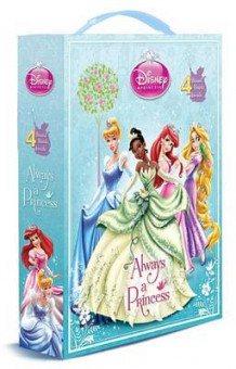 Disney Princess: Always a Princess Boxed Set av Andrea Posner-Sanchez (Pappbok)