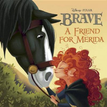 A Friend for Merida av Rh Disney (Heftet)
