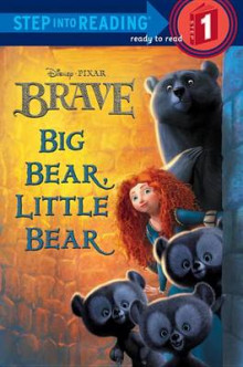 Big Bear, Little Bear av Susan Amerikaner (Heftet)
