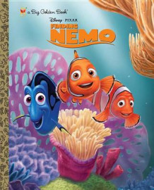 Finding Nemo Big Golden Book (Disney/Pixar Finding Nemo) av Rh Disney (Innbundet)