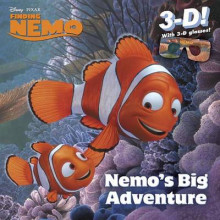 Nemo's Big Adventure av Billy Wrecks (Blandet mediaprodukt)