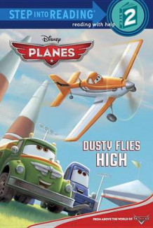 Dusty Flies High av Susan Amerikaner (Heftet)